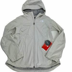 NWT The North Face All Proof Zip up Jacket. SZ Lg.
